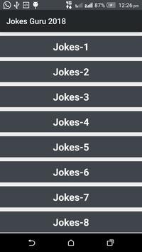 Jokes Guru 2019 screenshot 3