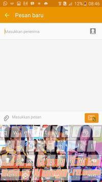 Joki Drag Cewe Cantik keyboard screenshot 5
