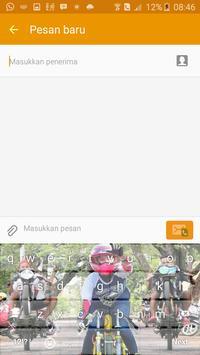 Joki Drag Cewe Cantik keyboard screenshot 6
