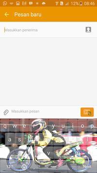 Joki Drag Cewe Cantik keyboard screenshot 7