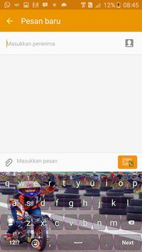 Joki Drag Cewe Cantik keyboard screenshot 2