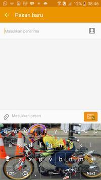 Joki Drag Cewe Cantik keyboard screenshot 3