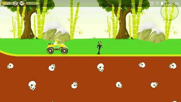 Samurai Joky Racing apk screenshot