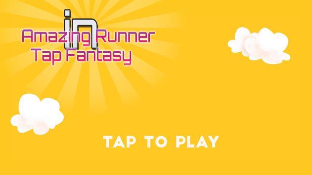 Amazing Runner in Tap Fantasy poster
