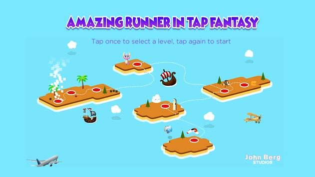 Amazing Runner in Tap Fantasy screenshot 1