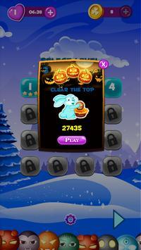 Halloween Witch Bubble Shooter Deluxe apk screenshot