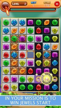 Boom Jewel Match 3 screenshot 1