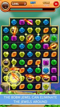 Boom Jewel Match 3 screenshot 2