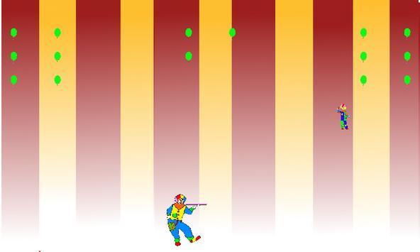 Clown Balloon Pop screenshot 1