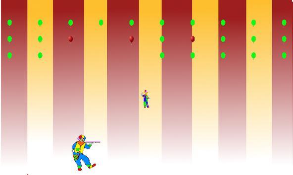 Clown Balloon Pop screenshot 2