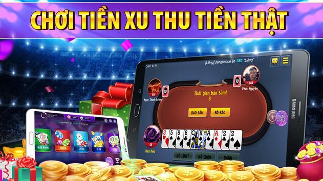 Game danh bai doi thuong - game bai - danh bai poster