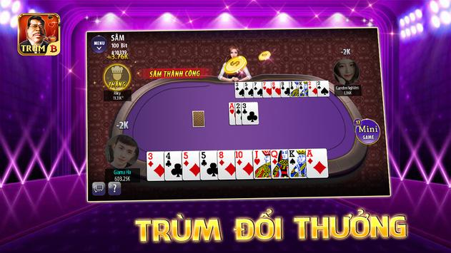 Trum club79 - Game danh bai doi thuong - danh bai apk screenshot