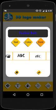 3D Logo Maker screenshot 6