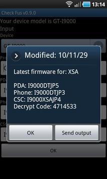 check Fus apk screenshot