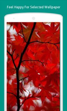 Warm Autumn Live Wallpapers screenshot 3
