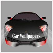 Car Live Wallpapers HD Top 10 icon