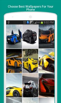 Car Live Wallpapers HD Top 10 poster