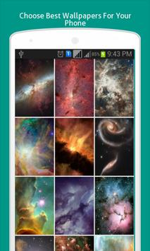 Space Wallpapers HD apk screenshot