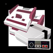 John NES Lite - NES Emulator 圖標