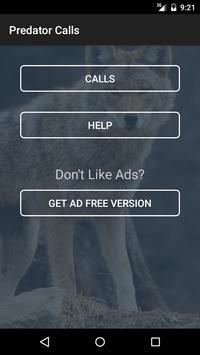 Predator Calls screenshot 1
