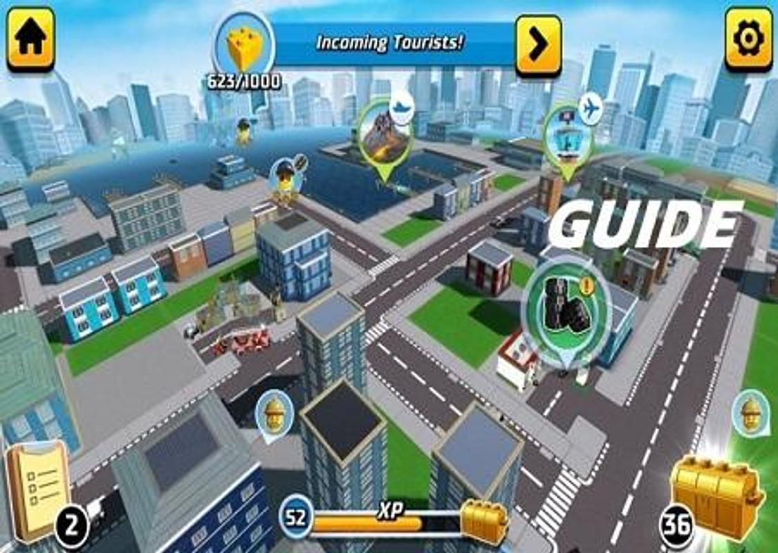 Leguide Lego City My City2 For Android Apk Download