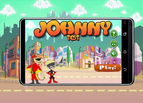 Johnny Boy Adventure World poster