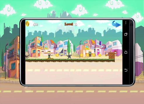 Johnny Boy Adventure World screenshot 1