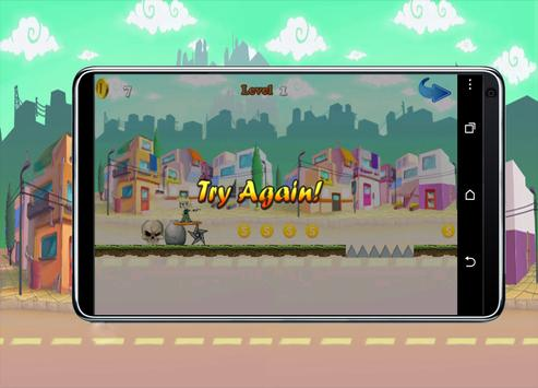 Johnny Boy Adventure World screenshot 2