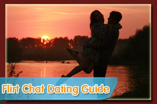 Flirt Chat Dating Badoo Guide poster