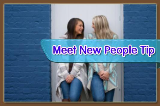 Free Badoo Meet New People Tip apk screenshot