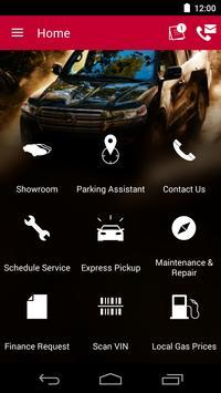 John Roberts Toyota DealerApp poster