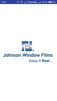 Johnson Window Films poster