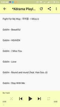 NEW OST K-DRAMA 2017 apk screenshot