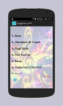 اغاني L'algerino  2017 apk screenshot