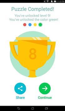 9 Colors Sudoku apk screenshot
