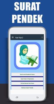 Aplikasi Belajar Mengaji screenshot 1