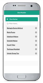 Doa Doa islam apk screenshot
