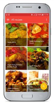 400+ Resep Masakan Nusantara poster