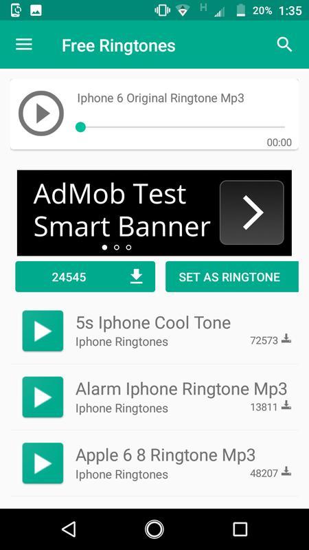 alarm ringtones iphone
