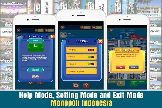 Monopoli Indonesia screenshot 4
