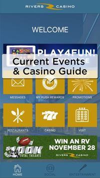 Rivers Casino Pittsburgh poster