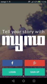 Join MyMo for Events poster