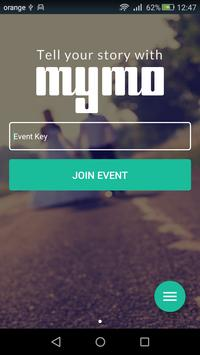 Join MyMo for Events screenshot 1