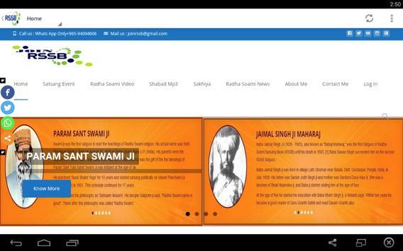 JOIN RSSB apk screenshot