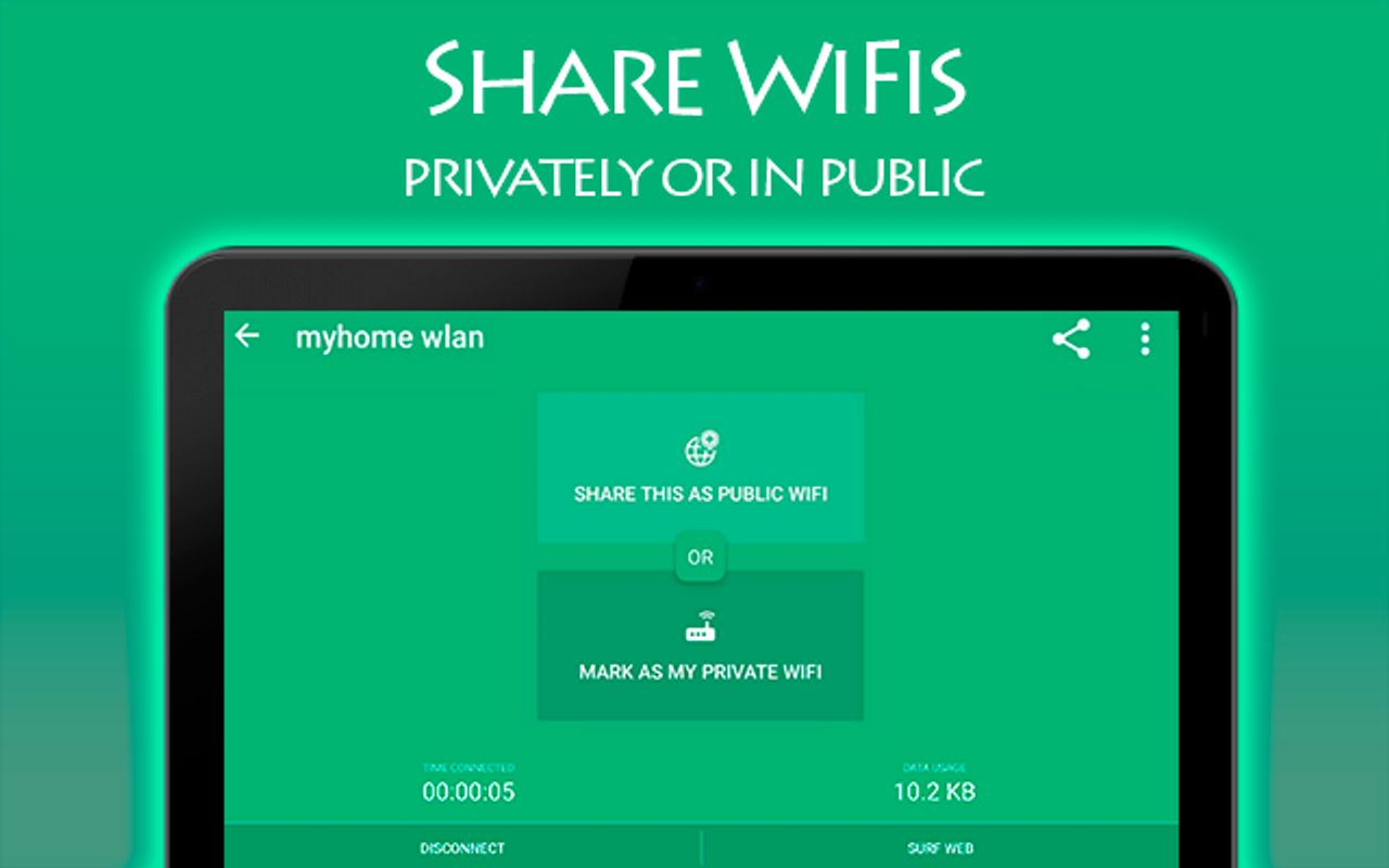 how to create a hotspot on android
