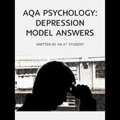 AQA Psychology Depression Free icon