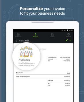 Contractor Estimate Invoice APK Download Free Business APP For - Contractor estimate and invoice