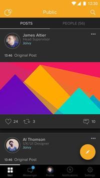 Joivy screenshot 1