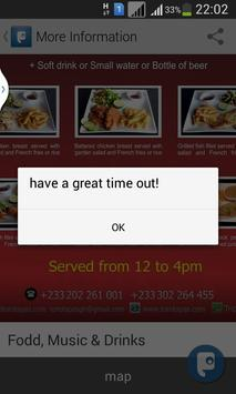 Chillax Accra apk screenshot