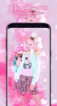 Jojo Lock Screen Phone Beautiful Wallpapers Apk Screenshot